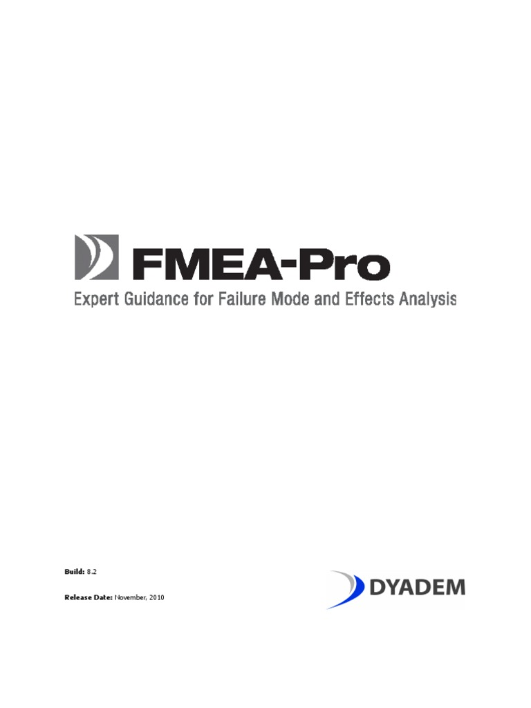 Fmea pro 82 user guide license bankruptcy alramifo Images