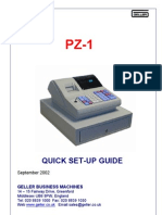 PZ-1 Quick Setup Guide