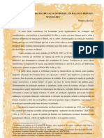 Conferencia Dermeval SAVIANI