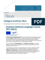 EILC   Students Mobility Blog