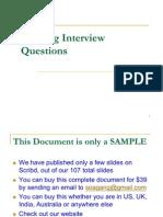 SOA 11g Interview Questions