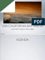 Presentazione California