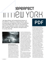 Future Perfect in NYC