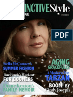 A Distinctive Style Magazine Winter 2012
