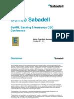 En Presentation Merrill Lynch Oct2011 Presentation Banco Sabadell (1)