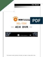 iView HL-104 User Manual