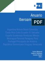 Anuario iberoamericano 2011