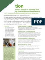 Sense Worldwide CKPP Launch Fact Sheet