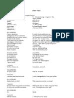 Juditha Text and Translation