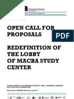 Mela_ Macba_ Study Center