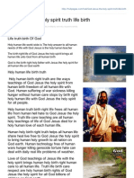 Hubpages.com-God Jesus the Holy Spirit Truth Life Birth