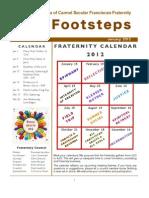 Footsteps Jan 12