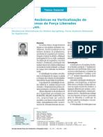 Alternativas mecanicas na verticalização de molares