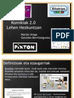 Komikiak_2_0_Lehen_Hezkuntzan