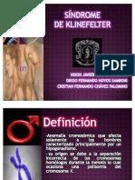 Sindrome de Klinefelter Final