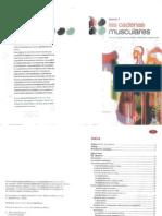 L. Busquet - Las Cadenas Musculares Tomo I - Tronco, Columna Cervical y Miembros Superiores