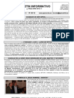 boletin informativo de Enero 2012