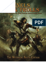 Tunnels & Trolls - The Mythical Sixth Edition