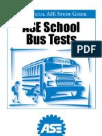 School Bus Tests