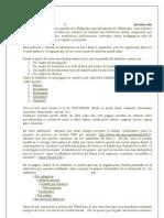 TP (a) Flacso 1 Wikilibros y Aprendizaje Combinado