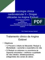 Farmacologia Cardiovascular 2