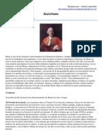 Teoria Do Conhecimento Hume David