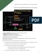Anti Ischemia Drugs