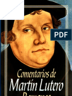 comentario de Romanos - Martin Lutero