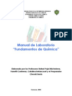 Manual de Fundamentos de Química 2008