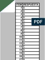 16 PF Plantilla Para Sacar Puntajes T
