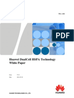 Huawei Dual Cell HSDPA Technology White Paper V1[1].0(20100128)