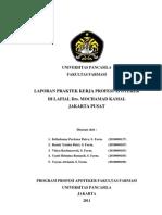 Laporan Umum PKPA Lafial