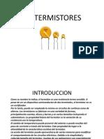 termistores