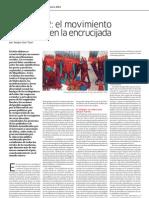 Sergio Grez, Chile 2012, El Movimiento Estudiantil en La Encrucijada (LMD)