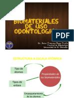 Biomateriales de Uso Odontologico