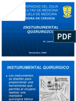 Instrumental Quirurgico..