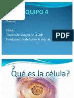 Teorias Celulares (Biologia Celular)