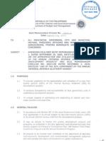 Dbm-dilg 2005-01 20% Ira Utilization
