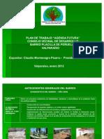 presentacion CVD placilla