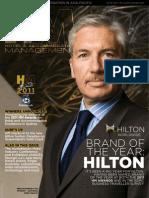 HM (Hotel Management) Magazine Oct 2011 V.15.5