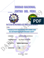 Red de Distribucion Secundaria 220