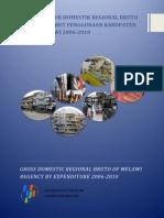 PDRB Penggunaan 2011