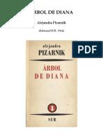 ÁRBOL DE DIANA - Alejandra Pizarnik