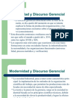 Modern Id Ad y Discurso Gerencial 1ra. Clase