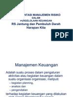Implementasi Manajemen Risiko Keuangan