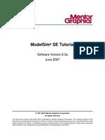 Modelsim SE 6.3a Tutorial