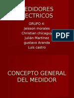 Medidores Electricos Grupo 4