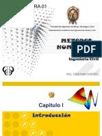Catedra Metodos Numericos - UNSCH 01