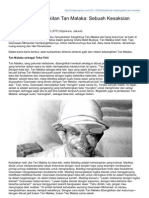 Indoprogress.com-Wafat Dan Kebangkitan Tan Malaka Sebuah Kesaksian