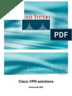 Cisco Press VPN Solutions